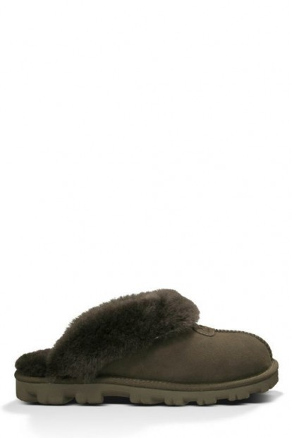 Угги Угги womens coquette slipper chocolate | Фото №1