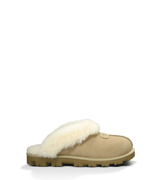Угги Угги womens coquette slipper sand | Фото №2